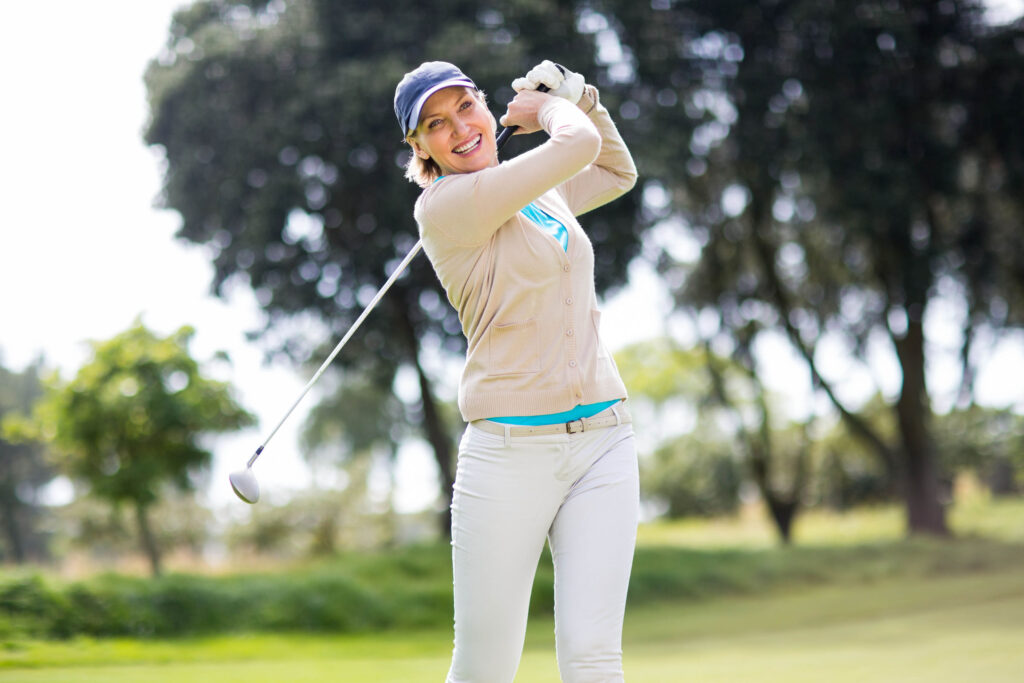 Women's Golf Day at the Bay