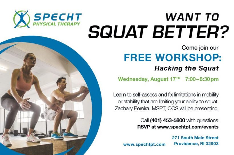 Hacking the Squat 2.0