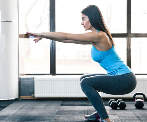 Improve Your Squat with These Exercises