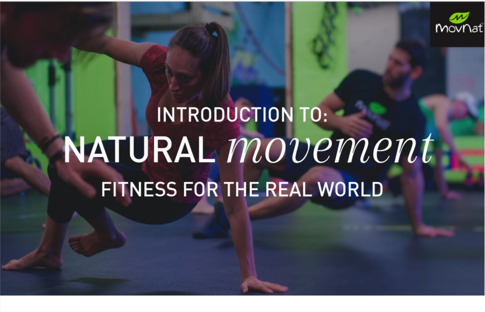 Fitness for the Real World – New Workshop!