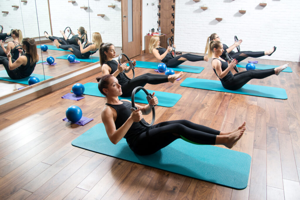 Pilates Fundamentals Workshop